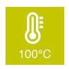 Aufgusstemperatur: 100°C