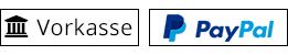 Vorkasse und PayPal