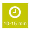 Ziehzeit: 10-15 Minuten